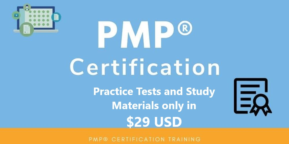 PMP Full Package - $29.99 Only